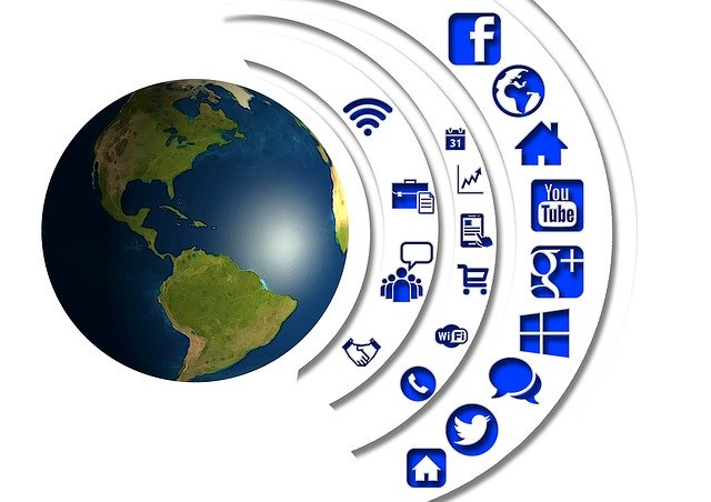 Impact of social media marketing in the world